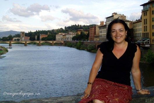 Ponte Vecchio, Firenze. Photo Shannon Milar