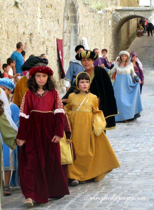 Corteo Storico, Orsara di Puglia