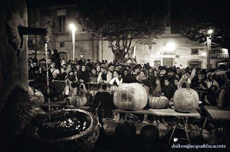 Fucacoste e Cocce Priatorje, Fontana Sant'Angelo, Orsara di Puglia 2014. Photo courtesy of Donato Narducci