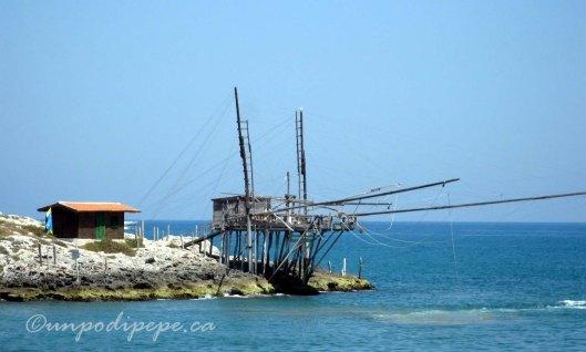 Trabucco Punta Lunga