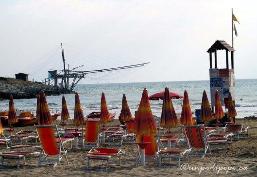 Spiaggia Punta Lunga