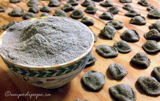 farinagranoarsoorecchiette