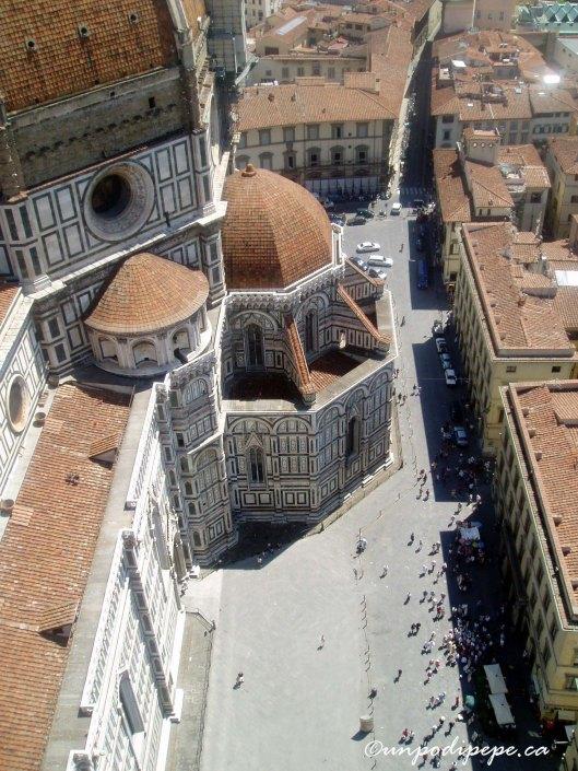 Il Duomo di Santa Maria del Fiore from la Torre di Giotto (Giotto's Tower)
