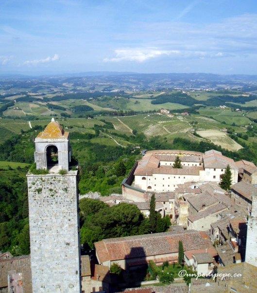 San Gimignano Torre