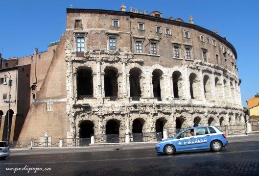 Teatro Marcello Polizia