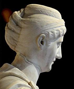 Faustina Maggiore, Musei Capitolini. Photo Wikimedia Commons