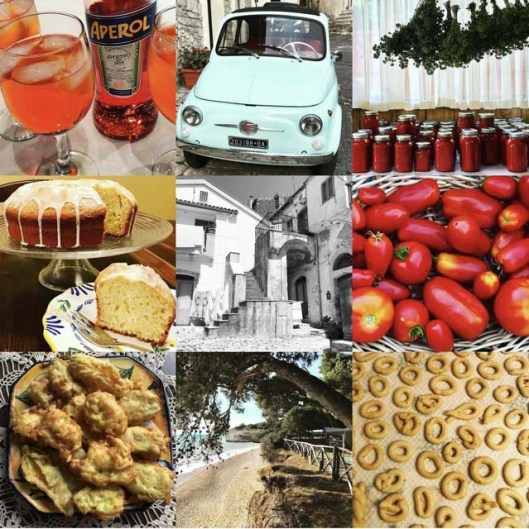 un po' di pepe Instagram best nine photos