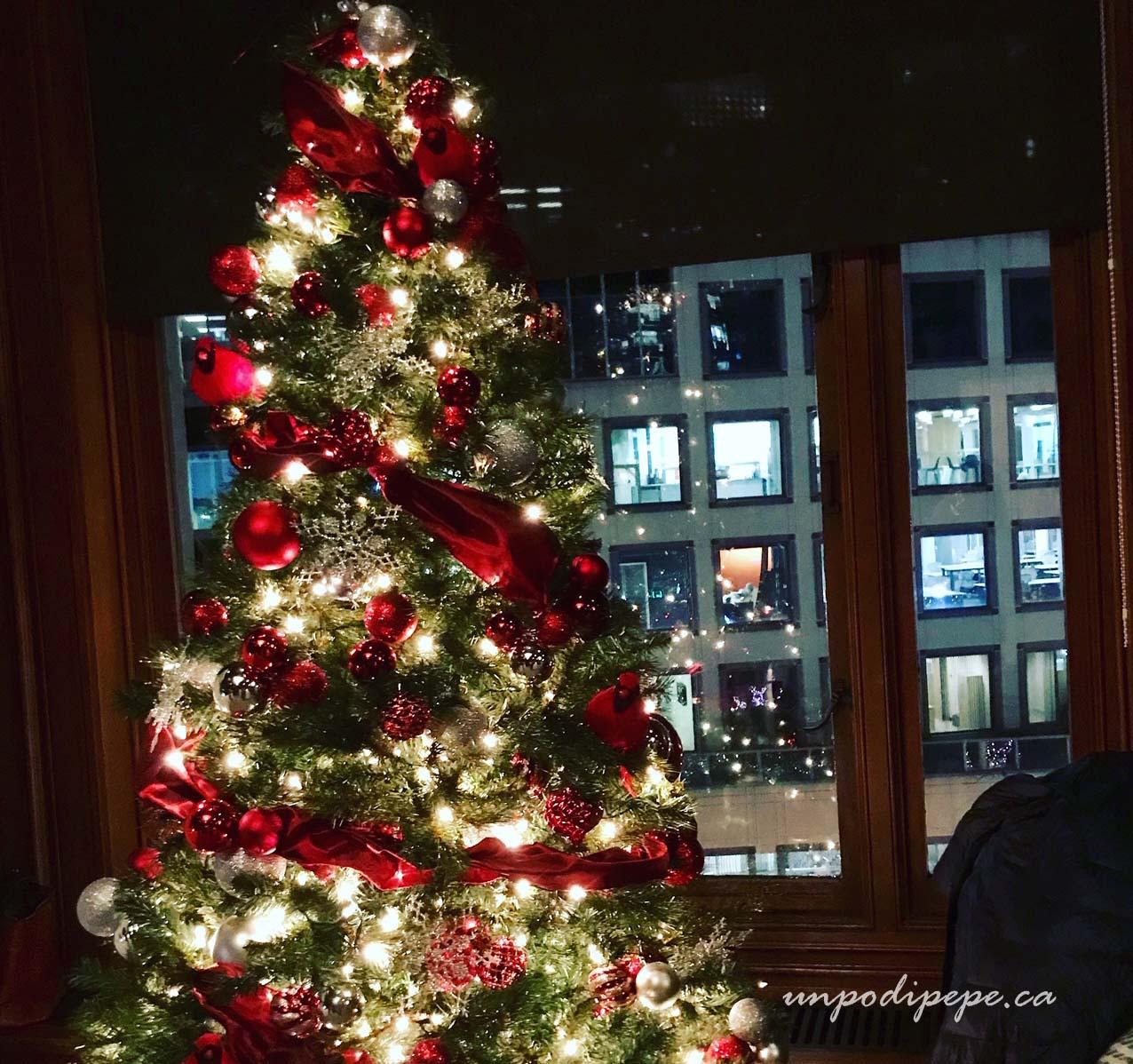 Vancouver Club tree 2018
