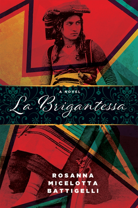 La Brigantessa cover