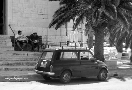Fiat 500K Giardiniera Autobianchi