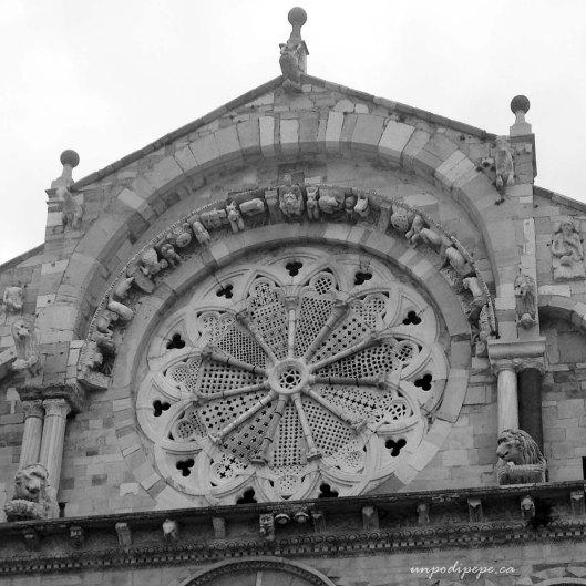 Troia cattedrale Romanica Pugliese