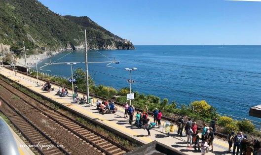 Corniglia Stazione, Cinque Terre