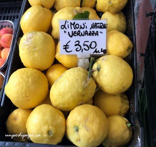Limoni, Vernazza, Cinque Terre