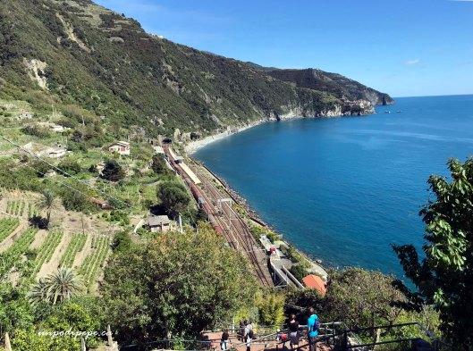 Corniglia la Lardarina, Cinque Terre