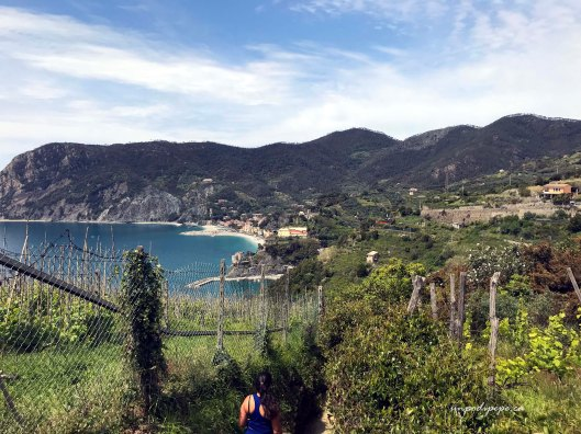 Monterosso a mare, Sentiero Azzurro