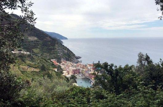 Vernazza, Sentiero Azzurro, Cinque Terre