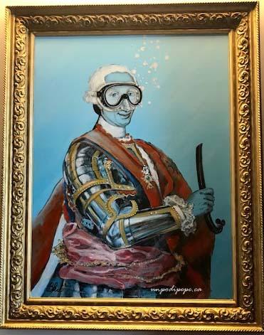 Blub, Re Carlo III Borbone a Napoli