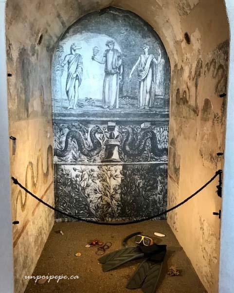 Museo Archeologico Nazionale Napoli Blub