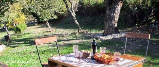 La Cupa, Orsara di Puglia, cachi, noce
