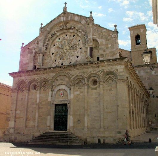 Cattedrale di Troia, Puglia 2011