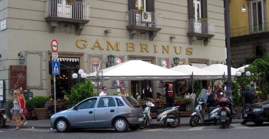 Caffe Gambrinus Napoli