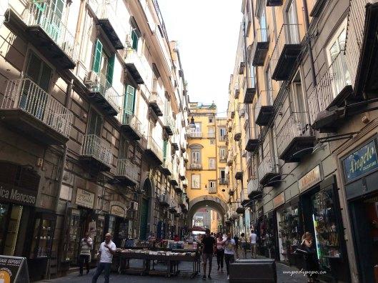 Port'Alba Via dei Tribunali Napoli