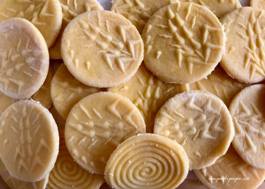 Corzetti pasta con grano