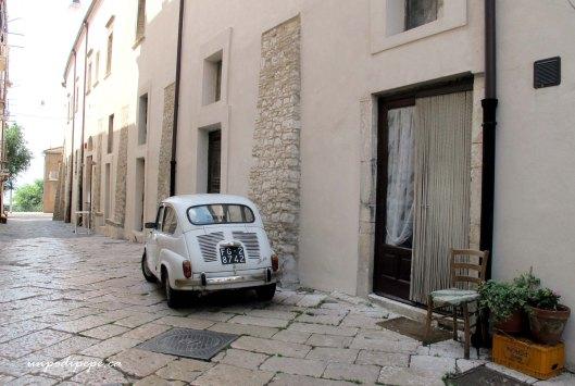 Fiat 600 Troia Puglia