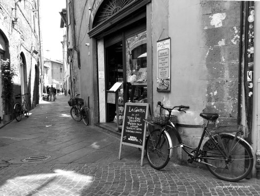 Biciclette, Lucca
