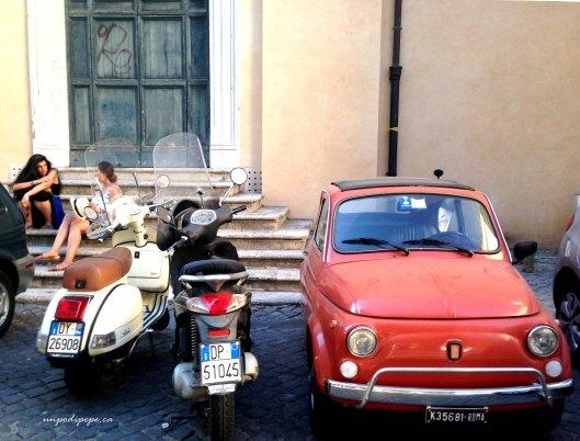 Fiat Cinquecento Roma