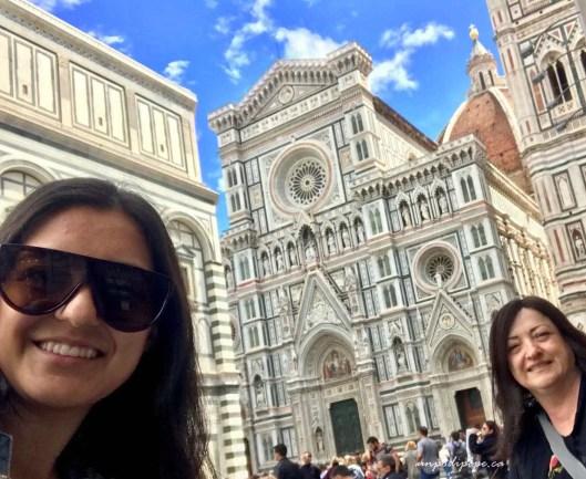 Duomo Selfie Firenze