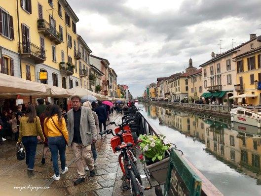 Milano Naviglio Grande