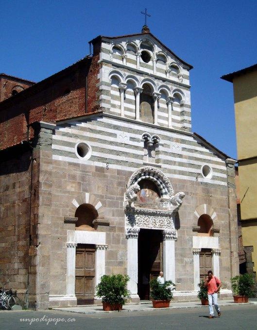 Lucca San Giusto