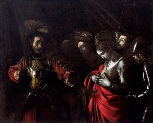 Martirio di Sant'Orsola Caravaggio's last painting