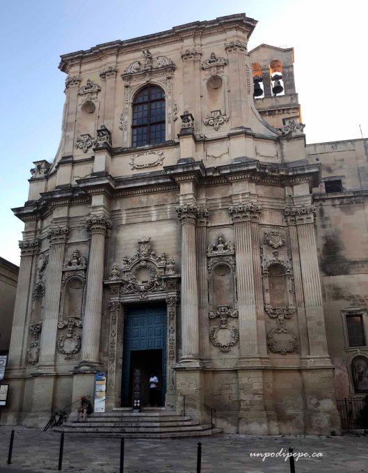 Santa Chiara Lecce