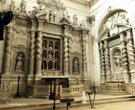 Sant'Irene Lecce Interior